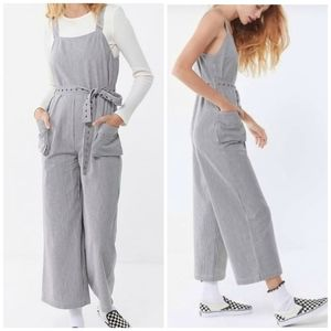 Urban Outfitters Miranda striped jumpsuit - Sz XS